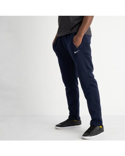 16404-2 синие батальные спортивные брюки из двунитки (4 ед. размеры: 56.58.60.62) Спортивные штаны