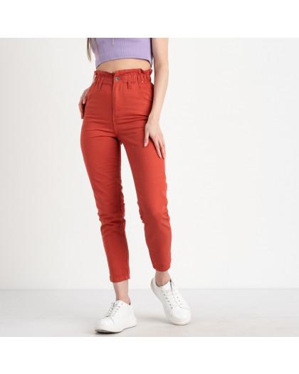 0284-3 Newourcer джинсы женские коралловые стрейчевые ( 6 ед. размеры: 26.27.28.29.30.31) Newourcer