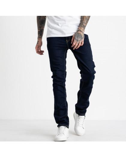 1940 Nescoly джинсы мужские синие стрейчевые (8 ед. размеры: 30.32.34/2.36/2.38.40) Nescoly