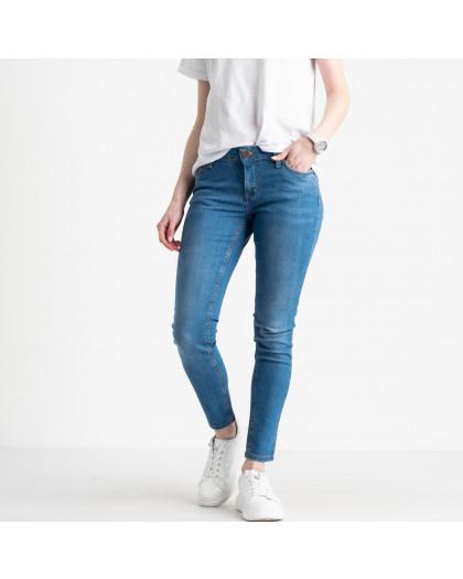 1941-1 Nescoly джинсы женские голубые стрейчевые (6 ед. размеры: 27.28.29/2.30/2) Nescoly