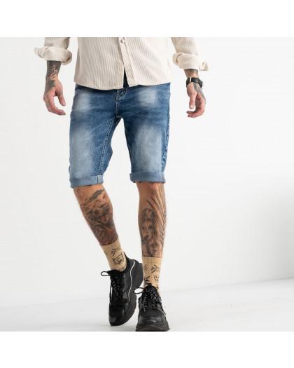 8831-5 Relucky шорты мужские стрейчевые (8 ед. размеры: 28.29.30.31.32.33.34.36) Relucky