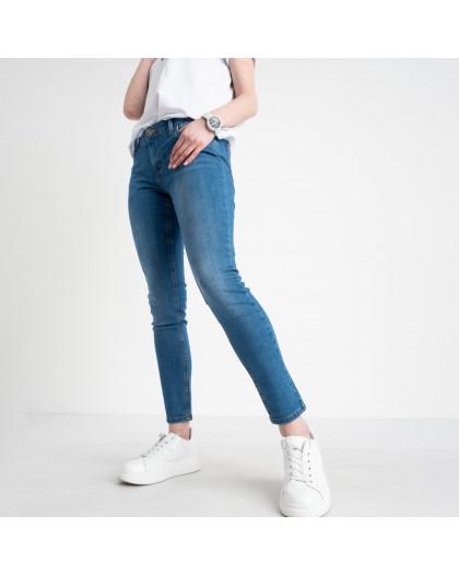1941 Nescoly джинсы женские голубые стрейчевые (6 ед. размеры: 27.28.29.30.32.34) Nescoly