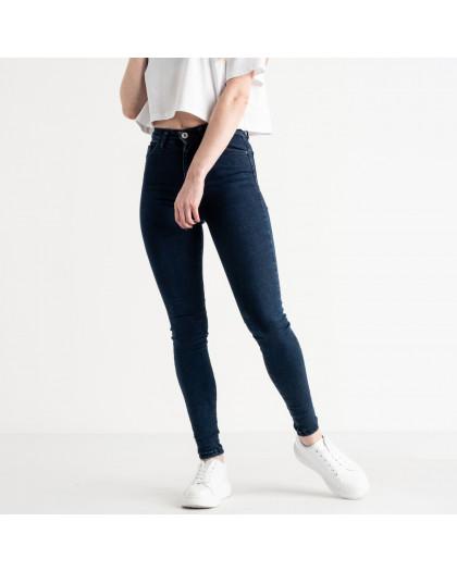 3692-2 Hepyek джинсы женские темно-синие стрейчевые (8 ед. размеры: 26.27.27.28.28.29.30.31) Hepyek