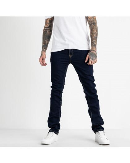 1940-2 Nescoly джинсы мужские синие стрейчевые (7 ед. размеры: 32.34/2.36/3.38) Nescoly