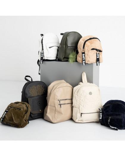 8999-1 рюкзак женский микс 5-ти моделей (5 ед. без выбора моделей) Рюкзак
