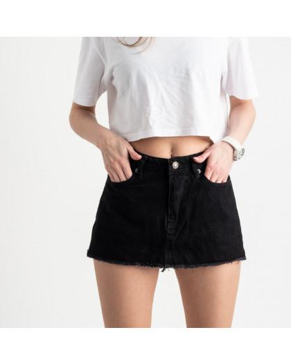 2879 Xray шорты женские черные котоновые(5 ед. размеры: 34.36.38.40.42) XRAY