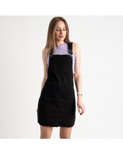 3061 Miele сарафан женский черный котоновый (5 ед. размеры: S.M.L.XL) Miele