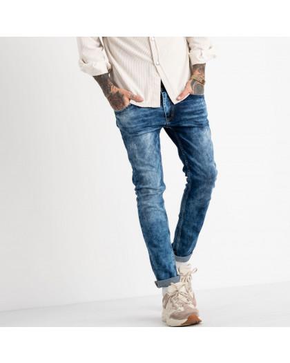 6462 Corcix джинсы мужские синие стрейчевые (8 ед. размеры: 29.30.31.32.32.33.34.36) Corcix