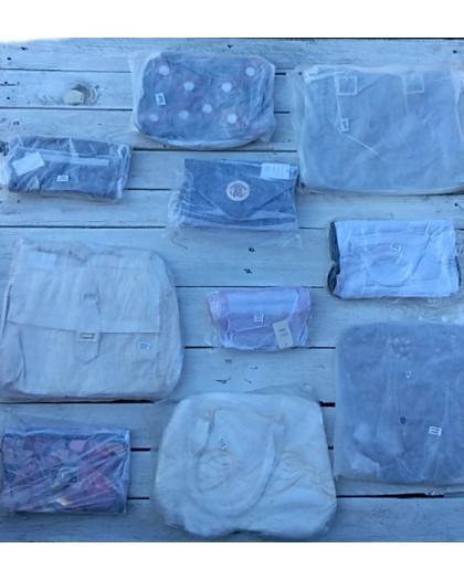 0273 лот женских сумок в фабричной упаковке (10 ед.) Сумка