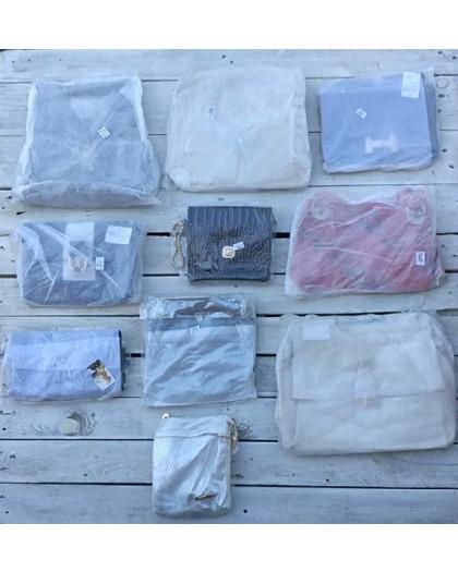 0407 лот женских сумок в фабричной упаковке (10 ед.) Сумка