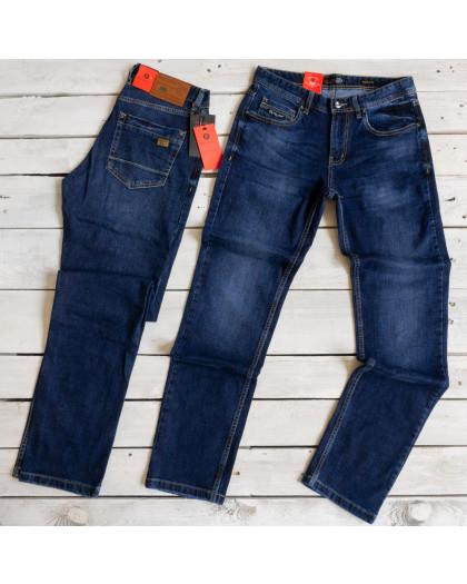 0917-3 R Relucky джинсы мужские синие осенние стрейчевые (29-38, 8 ед.) Relucky