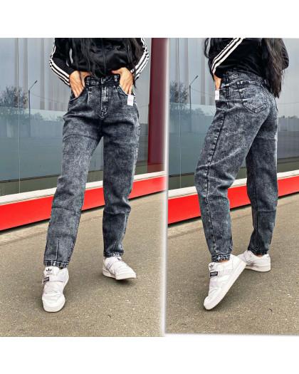 0601-7 Relucky джинсы-слоучи серы стрейчевые (6 ед. размеры: 25.26.27.28.29.30) Relucky