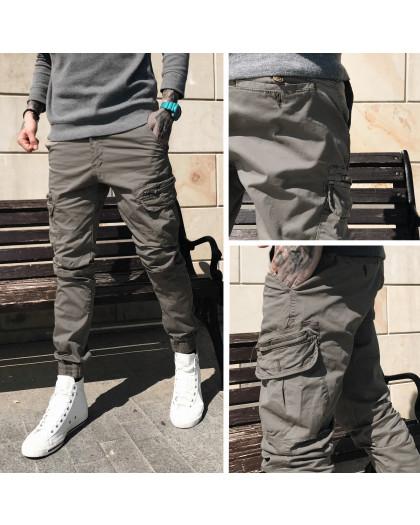 Джоггеры с боковыми карманами Iteno 8921-8 Iteno