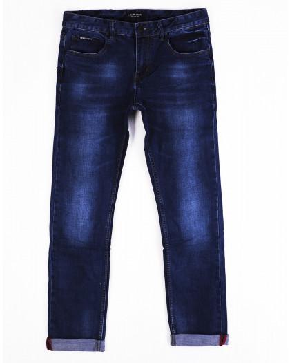 7028 Mark Walker (32-36, полубатал 8 ед.) джинсы мужские весенние стрейчевые Mark Walker
