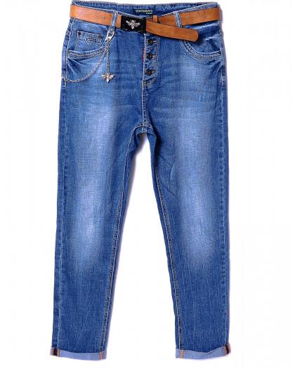 8118-2 Victory (28-33, полубатал 6 ед.) джинсы женские весенние стрейчевые Victory