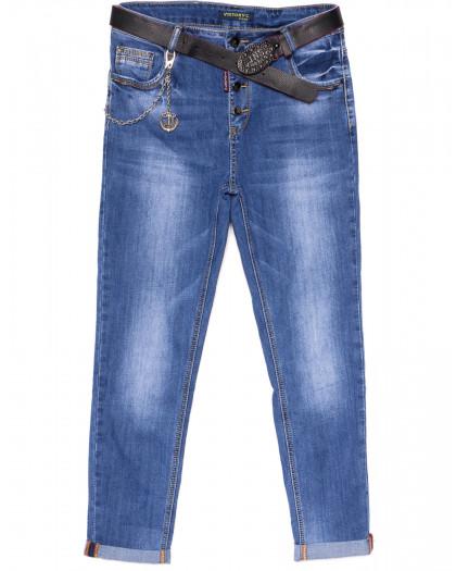 8097-2 Victori (28-33, полубатал 6 ед.) джинсы женские весенние стрейчевые Victory