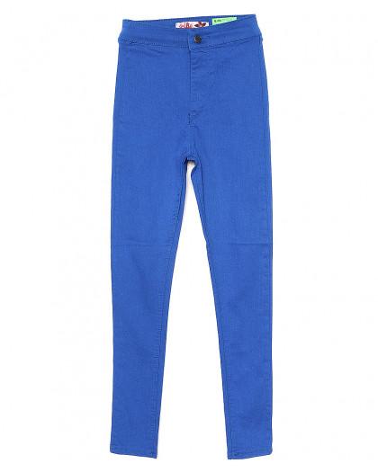 1013 электрик Topshop X (34-40, 5 ед.) джинсы женские летние стрейчевые X
