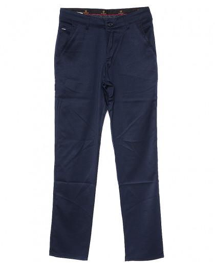 2176-1102 синие Dividers (30-38, 7 ед.) брюки мужские осенние стрейчевые Dividers