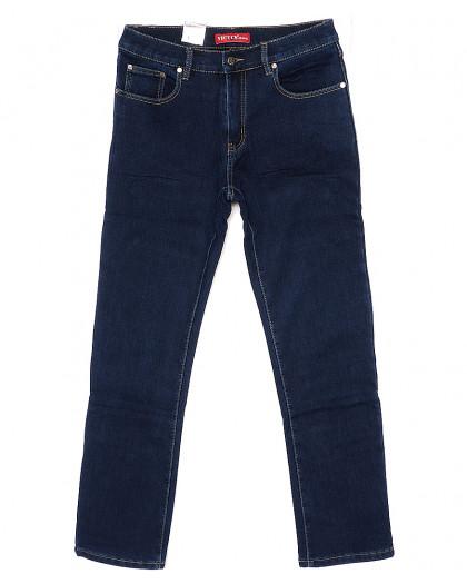 0754-5 (H-754-5) Vicucs джинсы мужские классические на флисе стрейчевые (30-38, 7 ед.) Vicucs
