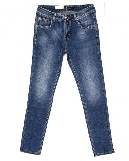 9112 God Baron джинсы мужские молодежные зауженные осенние стрейчевые (28-36, 8 ед.) God Baron