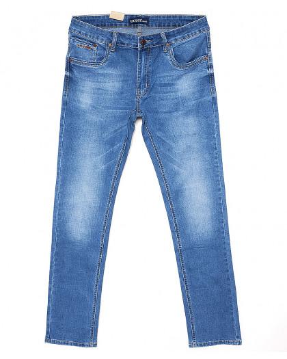 0204-2 Vicucs джинсы мужские батальные весенние стрейчевые (33-40, 8 ед.) Vicucs