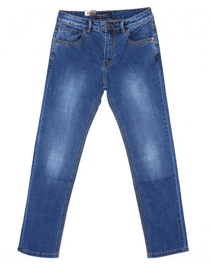 0009 (T009) Top Star джинсы мужские батальные весенние стрейчевые (32-42, 8 ед.) Top Star