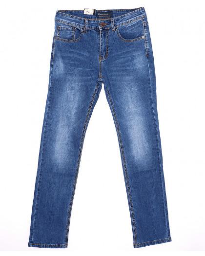 0002 (T002) Top Star джинсы мужские классические весенние стрейчевые (29-38, 8 ед.) Top Star
