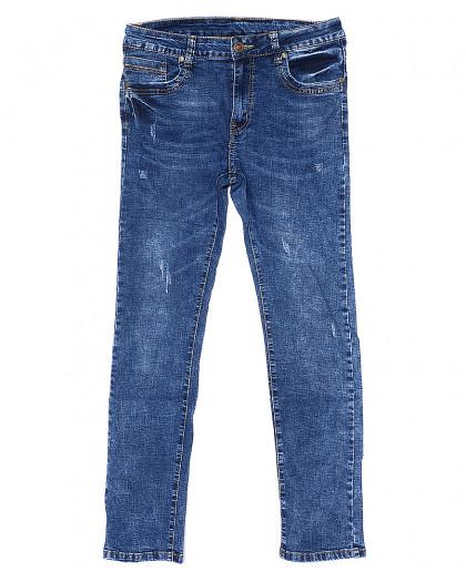 5006 New jeans джинсы мужские с царапками весенние стрейчевые (29-38, 8 ед.) New Jeans