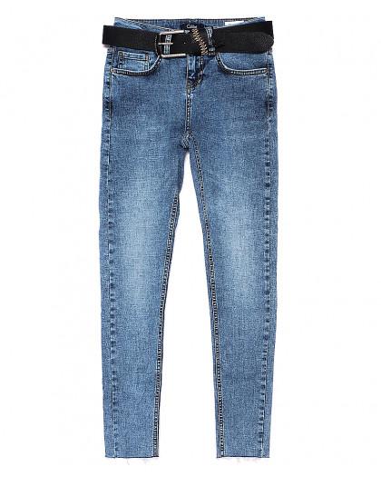 9435-625 Colibri джинсы женские зауженные весенние стрейчевые (25-30, 6 ед.) Colibri