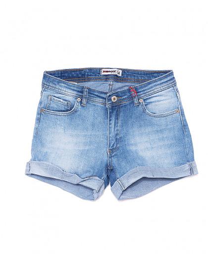2760-TP3 Xray шорты джинсовые женские весенние стрейчевые (34-42, евро, 5 ед.) XRAY