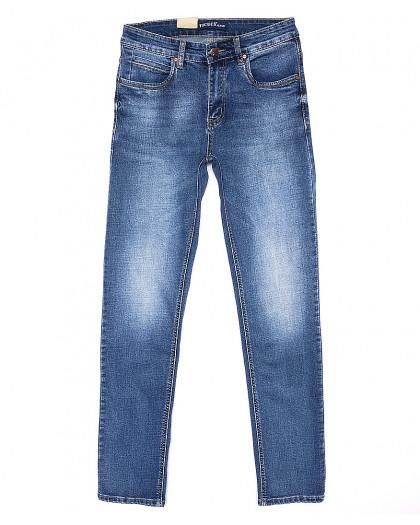 0304-1 Vicucs джинсы мужские зауженные с теркой летние стрейч-котон (29-38, 8 ед.) Vicucs