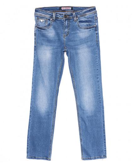 6303 Fit Adonis джинсы мужские с теркой летние стрейчевые (30-36, 8 ед.) Fit Adonis