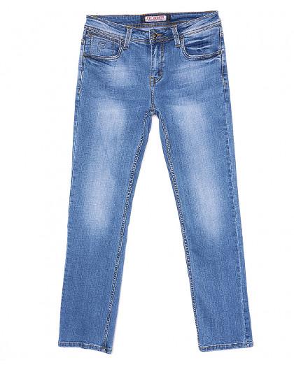 6306 Fit Adonis джинсы мужские с теркой летние стрейчевые (31-38, 8 ед.) Fit Adonis
