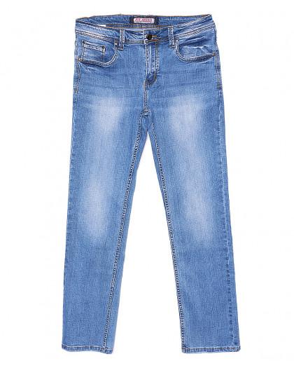 6302 Fit Adonis джинсы мужские батальные летние стрейчевые (32-38, 8 ед.) Fit Adonis
