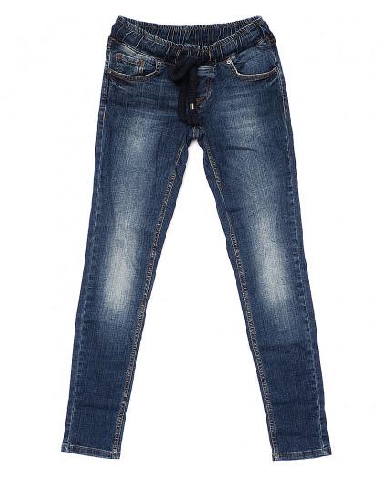 9109-518 Colibri джинсы женские на резинке весенние стрейчевые (25-30, 6 ед.) Colibri
