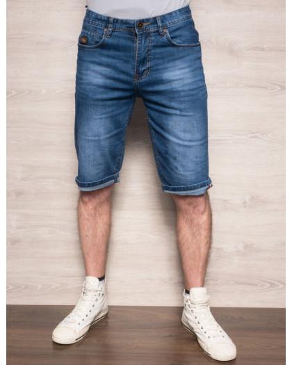 Шорты джинсовые мужские батал Dsouaviet 8008 Dsouaviet