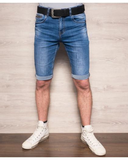 6041-01 Resalsa шорты джинсовые мужские молодежные с теркой стрейчевые (28,28, 2 ед.) Resalsa