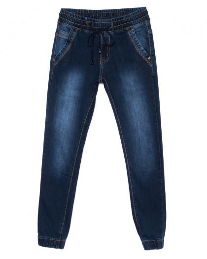 0693 Bagrbo джинсы мужские молодежные на резинке осенние стрейчевые (28-36, 8 ед.) Bagrbo