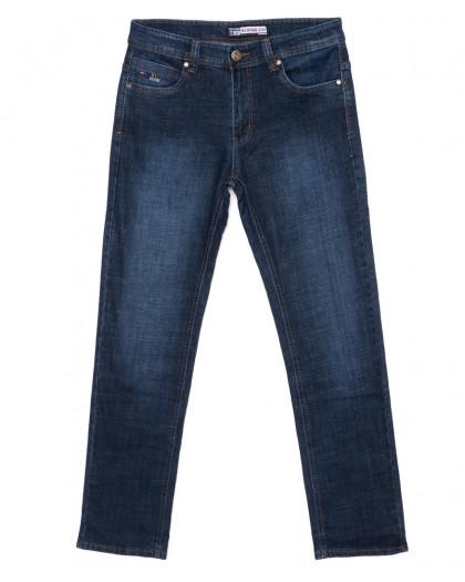 0928 Bagrbo джинсы мужские батальные классические осенние стрейчевые (32-42, 8 ед.) Bagrbo