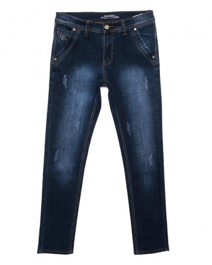 6060 Bagrbo джинсы мужские молодежные с царапками осенние стрейчевые (27-34, 8 ед.) Bagrbo