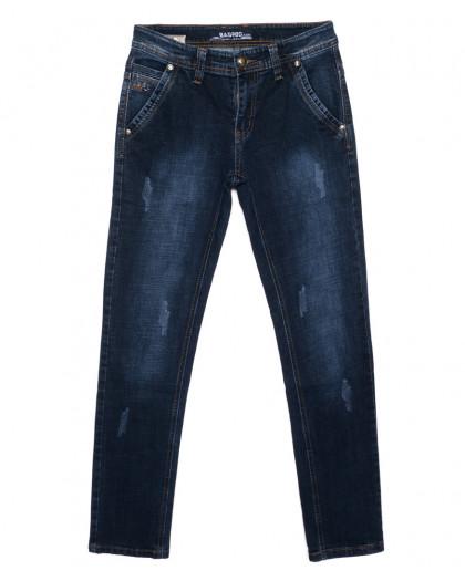 6069 Bagrbo джинсы мужские молодежные с царапками осенние стрейчевые (27-34, 8 ед.) Bagrbo