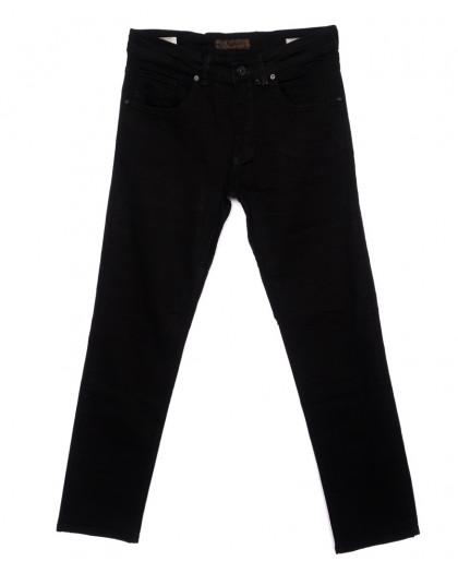 1285 Konica джинсы мужские черные осенние стрейчевые (32-42, 8 ед.) Konica
