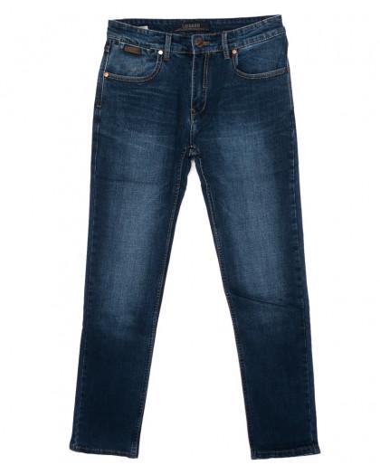 0494-18B Likgass джинсы мужские синие осенние стрейчевые (30-38, 7 ед.) Likgass