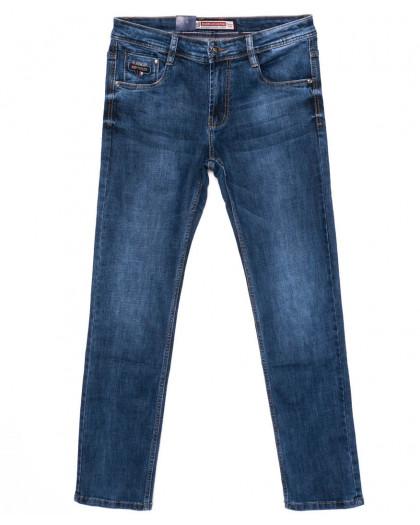 9171 Baron джинсы мужские батальные классические осенние стрейчевые (32-40, 8 ед.) Baron