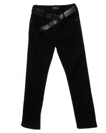 9928 Dimarkis Day джинсы женские батальные черные осенние стрейчевые (28-33, 6 ед.) Dimarkis Day