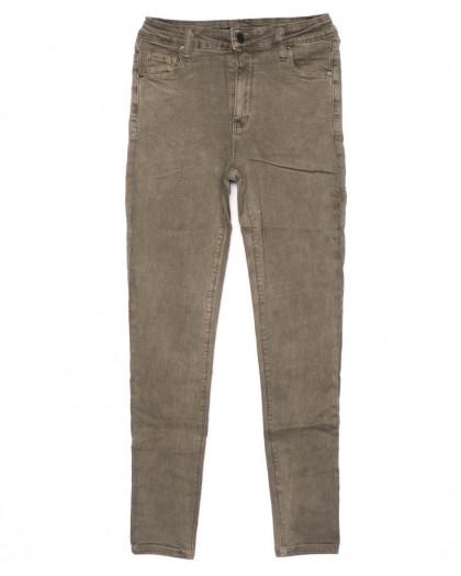 2003-2 Saint Wish джинсы женские бежевые осенние стрейчевые (25-30, 6 ед.) Saint Wish