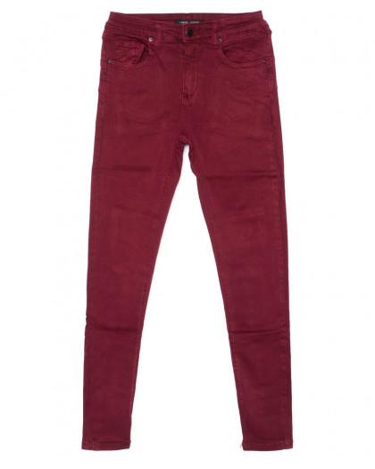 2004-3 Saint Wish джинсы женские красные осенние стрейчевые (25-30, 6 ед.) Saint Wish