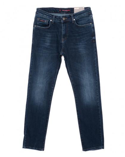 0465 Red Moon джинсы мужские зауженные осенние стрейчевые (29-36, 7 ед.) Red Moon