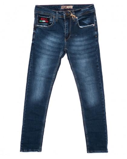 6019 Redcode джинсы мужские молодежные синие осенние стрейчевые (27-32, 8 ед.) Redcode