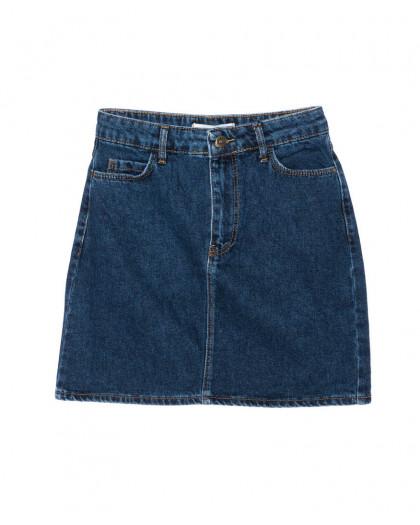 6010-2 Real Focus юбка джинсовая осенняя котоновая (26-30, 6 ед.) Real Focus